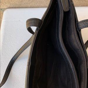 Etienne Aigner Bags - Etienne Aigner vintage leather totes handbag black